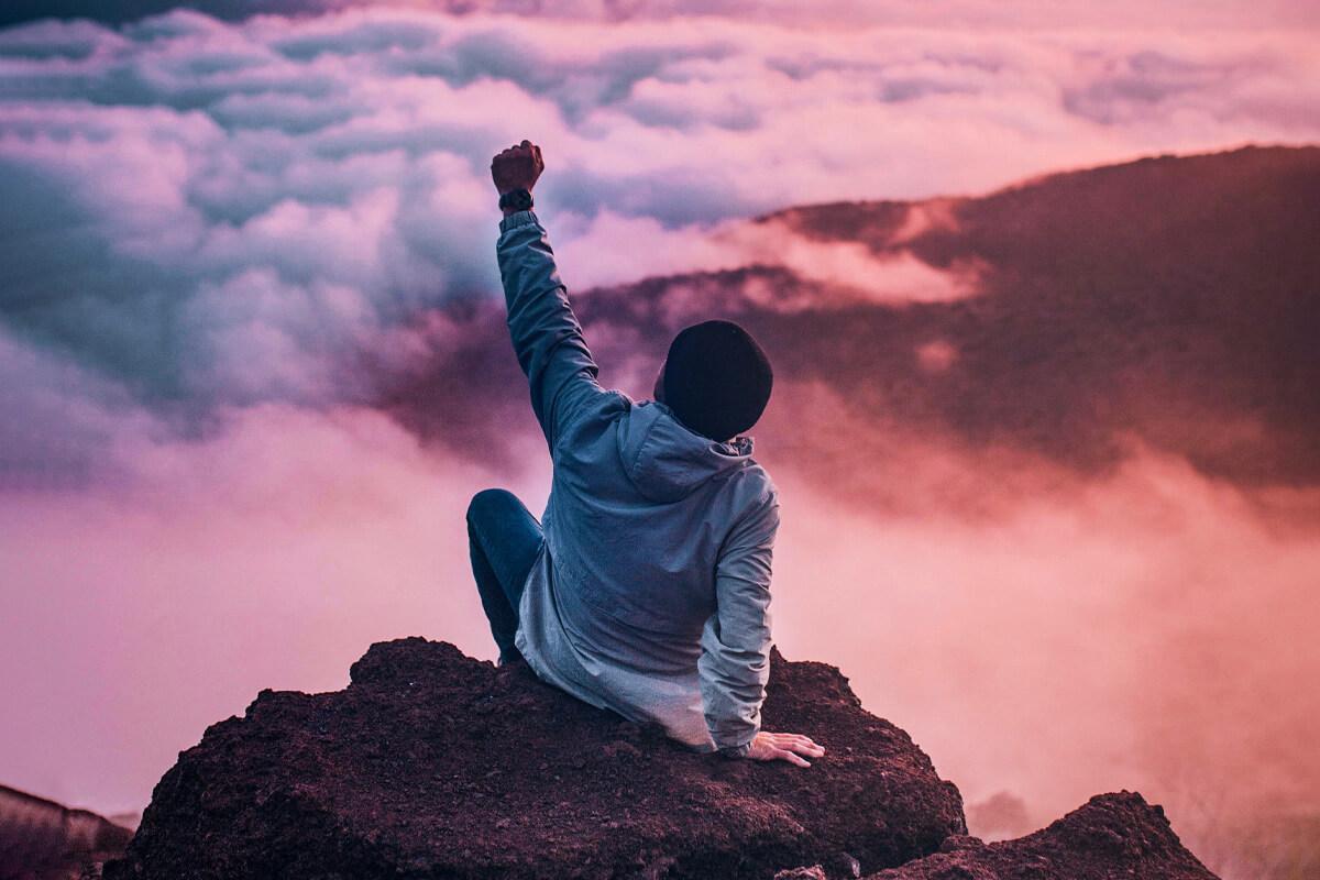 szczyt, zdobywać, zdobyć, rozwój osobisty, początek rozwoju, sky is the limit, od czego zacząć przygodę z rozwojem osobistym
