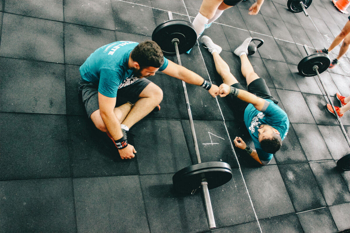 motywacja do ćwiczeń, dobre nawyki i samokontrola