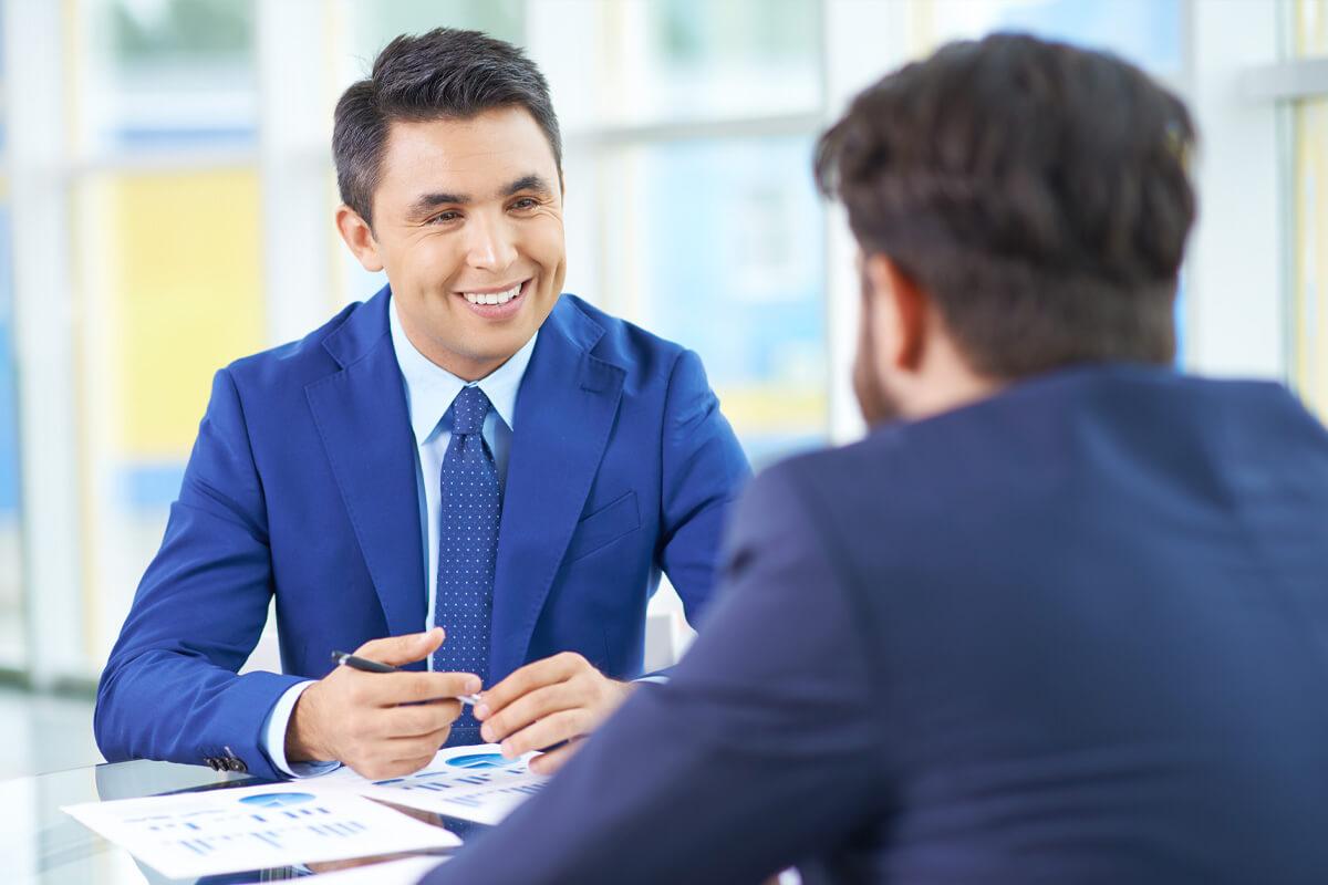 rozmowa kwalifikacyjna - przygotowanie, pierwsze wrażenie