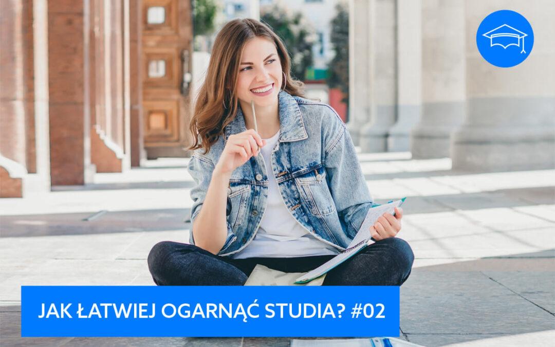 Jak ogarnąć plan zajęć na studiach?