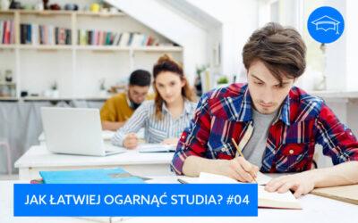 Jak robić notatki na studiach, żeby zdać?