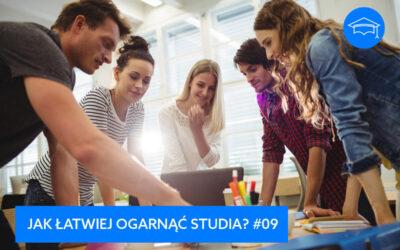 Jak skutecznie pracować w grupie?